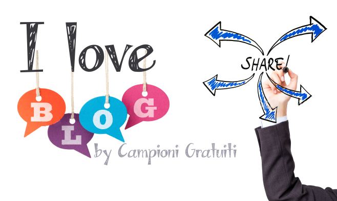 I Love Blog By www.campionigratuiti.eu