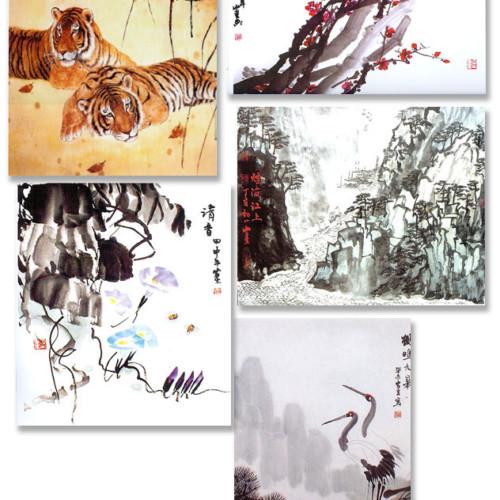 Campione gratuito Calendario Sincere Escrow della pittrice Margaret Chiu