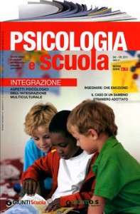 Campione gratuito Rivista Psicologia e Scuola