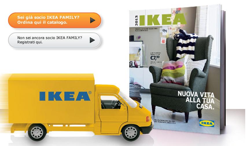 Ricevi Direttamente A Casa Tua Il Catalogo Ikea 2013 Gratis