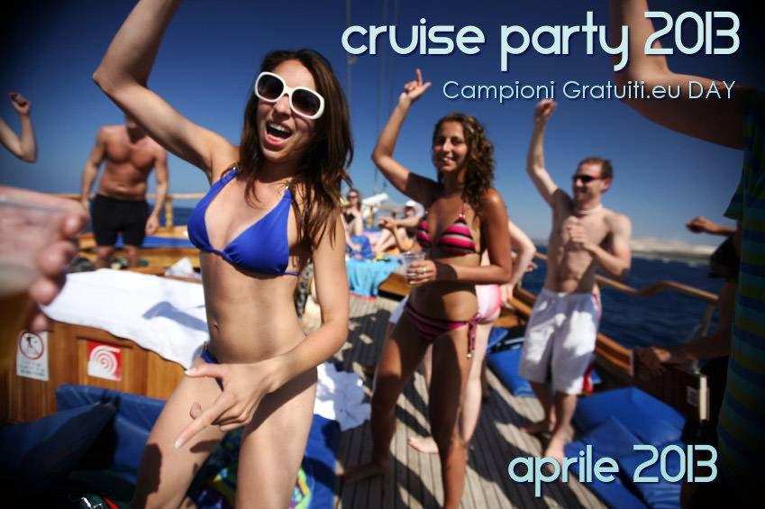 cruise party meeting day campionigratuiti.eu festa in crociera