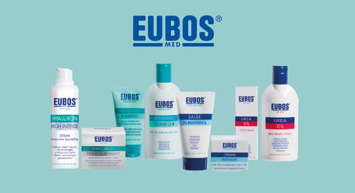 Linea Prodotti Eubos per CampioniGratuiti.eu