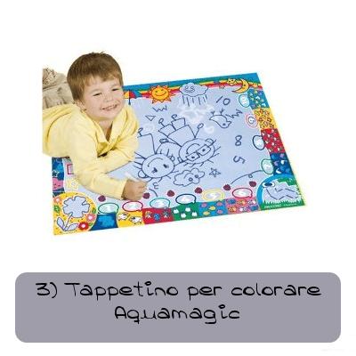 3 tappetino per colorare aquamagic