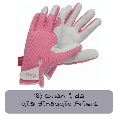 8 guanti da giardinaggio briers