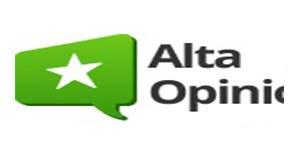 alta opinion