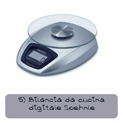bilancia da cucina digitale soehnle 39743804e