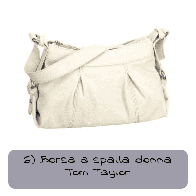 borsa a spalla donna tom taylor