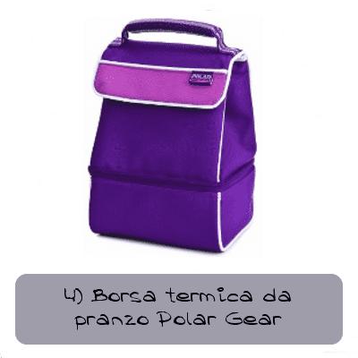 borsa termica da pranzo polar gear2