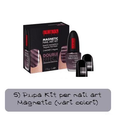 pupa nail art magnetic kit